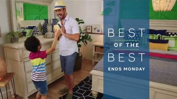 Ashley HomeStore Best of the Best Mattress Sale TV Spot, 'Ends Monday: Delivery' - Thumbnail 2