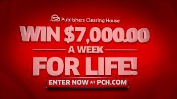 Publishers Clearing House TV Spot, '$7,000 a Week: Last Chance' Featuring Steve Harvey - Thumbnail 10