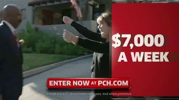 Publishers Clearing House TV Spot, '$7,000 a Week: Last Chance' Featuring Steve Harvey - Thumbnail 6
