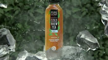 Pure Leaf Cold Brew Tea TV Spot, 'No Rushing'
