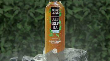 Pure Leaf Cold Brew Tea TV Spot, 'No Rushing' - Thumbnail 4