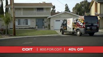 COIT TV Spot, 'Natural Stone Surfaces: 40 Percent Off' - Thumbnail 1