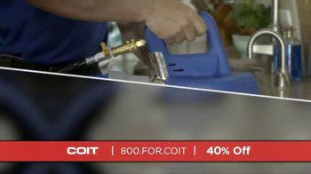 COIT TV Spot, 'Natural Stone Surfaces: 40 Percent Off' - Thumbnail 5