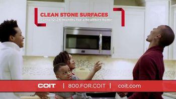 COIT TV Spot, 'Natural Stone Surfaces: 40 Percent Off' - Thumbnail 8