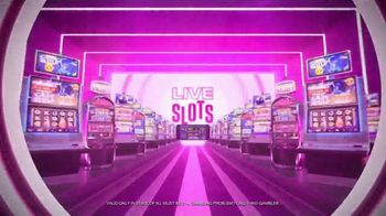 Hard Rock Hotels & Casinos TV Spot, 'The Games You've Always Wanted: Live Slots' - Thumbnail 2