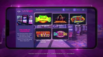 Hard Rock Hotels & Casinos TV Spot, 'The Games You've Always Wanted: Live Slots' - Thumbnail 3
