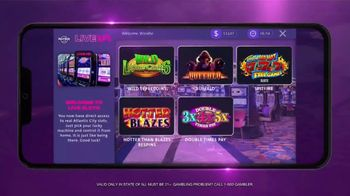 Hard Rock Hotels & Casinos TV Spot, 'The Games You've Always Wanted: Live Slots' - Thumbnail 4