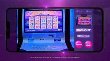 Hard Rock Hotels & Casinos TV Spot, 'The Games You've Always Wanted: Live Slots' - Thumbnail 5