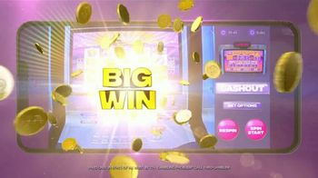 Hard Rock Hotels & Casinos TV Spot, 'The Games You've Always Wanted: Live Slots'