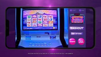 Hard Rock Hotels & Casinos TV Spot, 'Live Slots: Buffalo' - Thumbnail 8