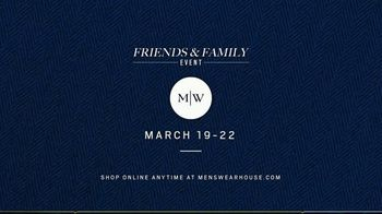 Men's Wearhouse Friends & Family Event TV Spot, 'Savings on Suits and Shoes' - Thumbnail 5