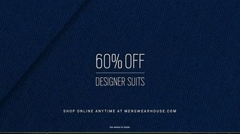 Men's Wearhouse Friends & Family Event TV Spot, 'Savings on Suits and Shoes' - Thumbnail 2