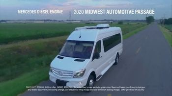 La Mesa RV TV Spot, 'Discounted: 2020 Midwest Automotive Passage'