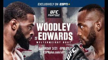 ESPN+ TV Spot, 'UFC Fight Night: Woodley vs Edwards' - Thumbnail 10