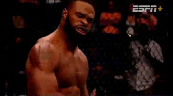 ESPN+ TV Spot, 'UFC Fight Night: Woodley vs Edwards' - Thumbnail 3