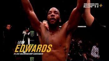 ESPN+ TV Spot, 'UFC Fight Night: Woodley vs Edwards' - Thumbnail 7
