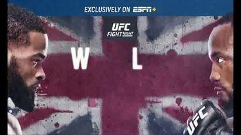 ESPN+ TV Spot, 'UFC Fight Night: Woodley vs Edwards' - Thumbnail 9