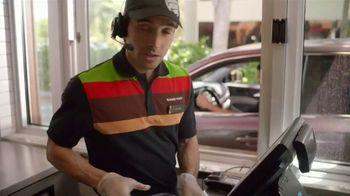 Burger King TV Spot, 'Contactless' - Thumbnail 1