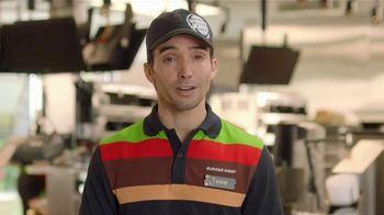 Burger King TV Spot, 'Contactless' - Thumbnail 10