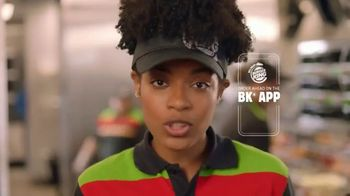 Burger King TV Spot, 'Contactless' - Thumbnail 7