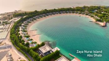 Abu Dhabi TV Spot, 'Zaya Nurai Island' - Thumbnail 1