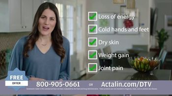 Medix Select Actalin TV Spot, 'Exhausted All the Time' - Thumbnail 9