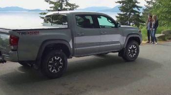 2020 Toyota Tacoma TV Spot, 'Western Washington Road Trip' Feat. Danielle Demski, Ethan Erickson [T2] - Thumbnail 10