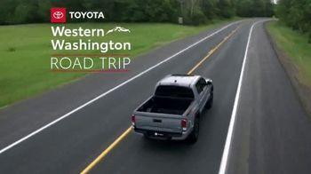 2020 Toyota Tacoma TV Spot, 'Western Washington Road Trip' Feat. Danielle Demski, Ethan Erickson [T2] - Thumbnail 2