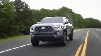 2020 Toyota Tacoma TV Spot, 'Western Washington Road Trip' Feat. Danielle Demski, Ethan Erickson [T2] - Thumbnail 5