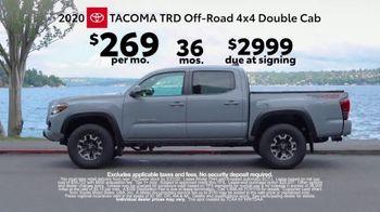 2020 Toyota Tacoma TV Spot, 'Western Washington Road Trip' Feat. Danielle Demski, Ethan Erickson [T2] - Thumbnail 8