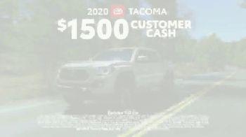 2020 Toyota Tacoma TV Spot, 'Western Washington Road Trip' Feat. Danielle Demski, Ethan Erickson [T2] - Thumbnail 9