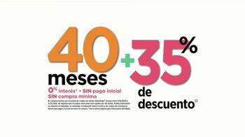 Ashley HomeStore Venta de Easter TV Spot, 'Hasta 35 por ciento de descuento' [Spanish] - Thumbnail 3