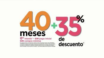 Ashley HomeStore Venta de Easter TV Spot, 'Alegría y comodidad' [Spanish] - Thumbnail 4