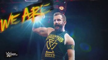 WWE Shop TV Spot, '2020 WrestleMania: 50% Off Championship Titles and Tees' - 1 commercial airings