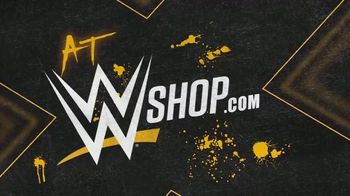 WWE Shop TV Spot, '2020 WrestleMania: 50 Percent Off Championship Titles and Tees' - Thumbnail 7