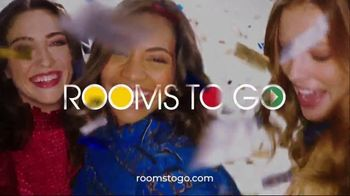 Rooms to Go Anniversary Sale TV Spot, 'Five Piece Living Room Set' Song by Junior Senior - Thumbnail 9