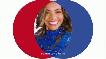 Rooms to Go Anniversary Sale TV Spot, 'Five Piece Living Room Set' Song by Junior Senior - Thumbnail 8