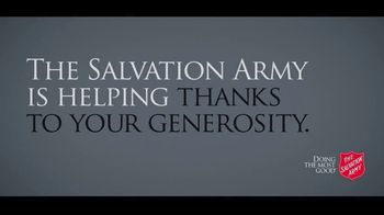 The Salvation Army TV Spot, 'Those Who' - Thumbnail 8