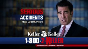 Keller & Keller TV Spot, 'Serious Damage' - Thumbnail 10