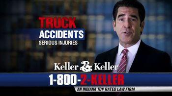 Keller & Keller TV Spot, 'Serious Damage' - Thumbnail 2