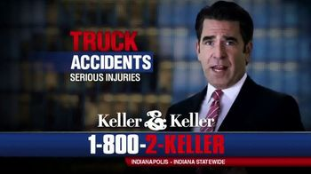 Keller & Keller TV Spot, 'Serious Damage' - Thumbnail 4