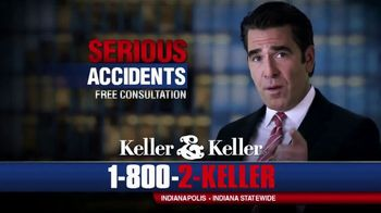 Keller & Keller TV Spot, 'Serious Damage' - Thumbnail 9