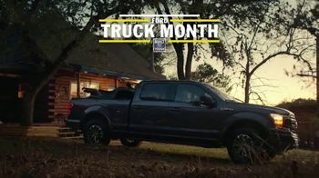 Ford Truck Month TV Spot, 'This Is Your Month: Horseback Riding' Song by Gary Clark Jr. [T2] - 167 commercial airings