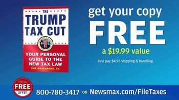 Newsmax TV Spot, 'The Trump Tax Cut' - Thumbnail 9