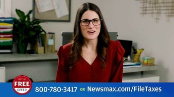 Newsmax TV Spot, 'The Trump Tax Cut' - Thumbnail 8