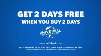 Universal Orlando Resort TV Spot, 'Let Yourself Woah: Family Meeting' Featuring Kenan Thompson - Thumbnail 10