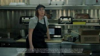 Wendy's Breakfast TV Spot, 'Don't Know it Yet: Free Delivery'