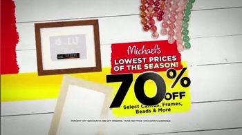 Michaels Lowest Prices of the Season Sale TV Spot, 'Easter Decor' - Thumbnail 3