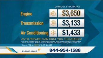 Endurance Direct TV Spot, 'Affordable Auto Warranty' - Thumbnail 3