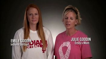 Big Ten Conference TV Spot, 'Faces of the Big Ten: Emily Goodin'